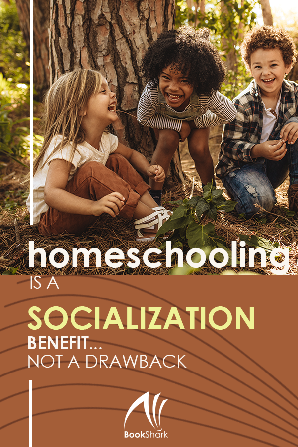 Homeschooling is a Socialization Benefit Not a Drawback