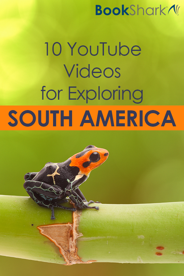 10 YouTube Videos for Exploring South America