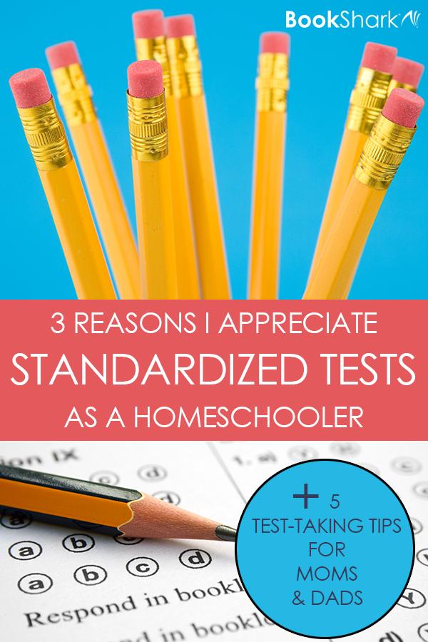 3 Reasons I Appreciate Standardized Tests as a Homeschooler