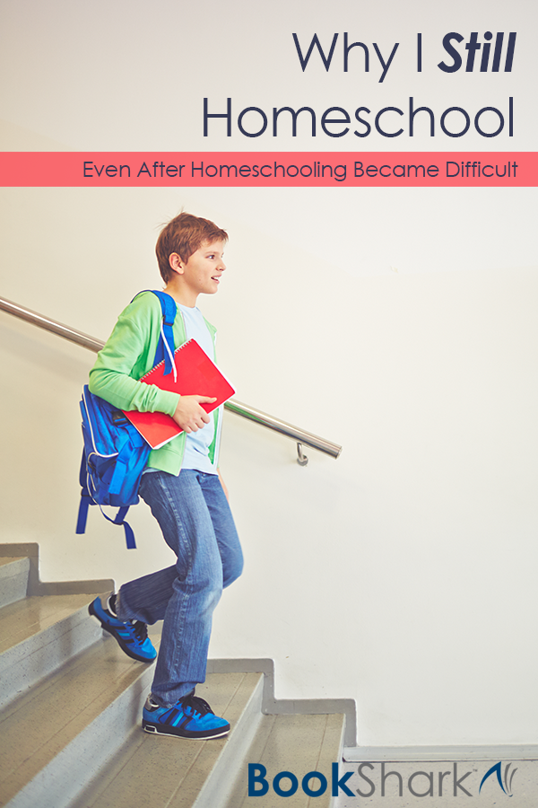 Why I Still Homeschool Even After Homeschooling Became Difficult