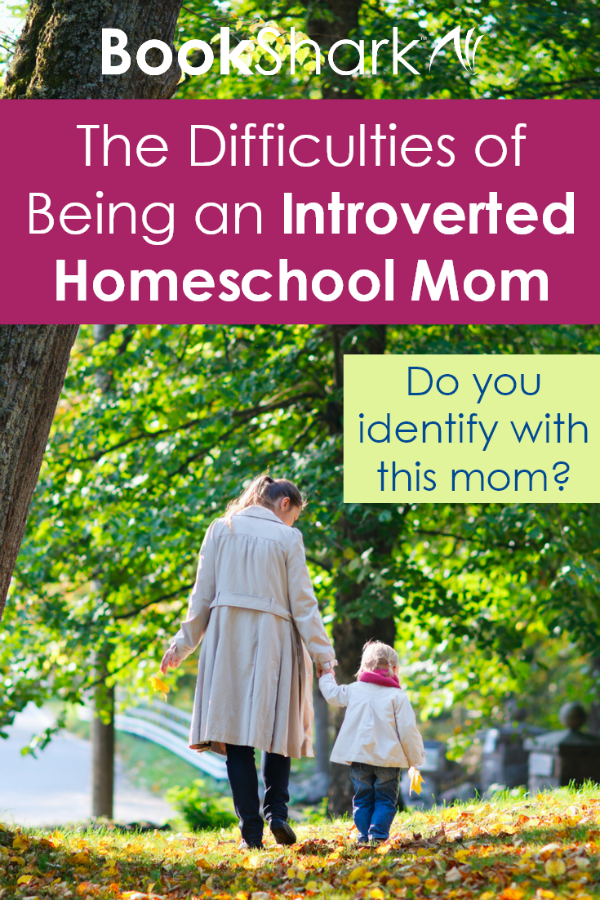 The Difficulties of Being an Introverted Homeschool Mom