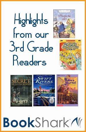 Highlights from BookShark's Third Grade Readers
