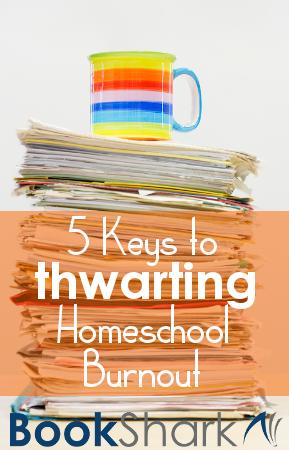 5 Ways to Thwart Homeschool Burnout