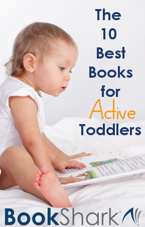 The 10 Best Books for Active Toddlers