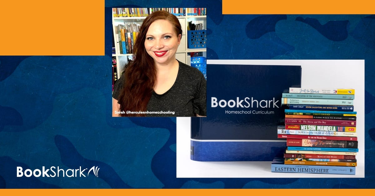 Top 10 Reasons to Love BookShark Reading with History